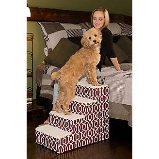 Pet Gear Trellis Print Pet Step IV