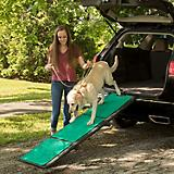 Pet Gear Tri Fold Pet Ramp with Supertrax