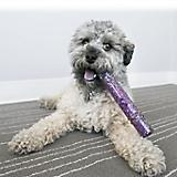 KONG Squeezz Confetti Stick Dog Toy