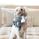 KONG Comfort Kiddos Plush Dog Toy