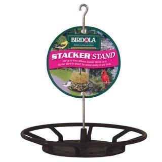 Birdola Stacker Stand Feeder
