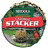 Birdola Cardinal Stacker Cake