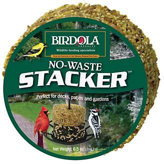 Birdola No Waste Stacker Cake