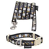 Touchdog Caliber Dog Leash And Collar
