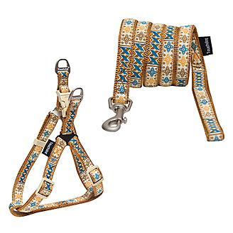 Touchdog Caliber Dog Leash And Harness