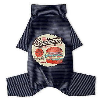 Touchdog Onesie T-Shirt Dog Pajamas