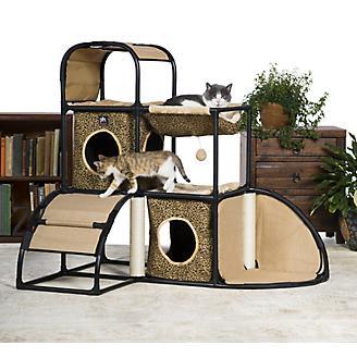 Prevue Catville Townhome 3 Level Cat Furniture