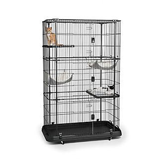 Prevue Premium 4 Level Cat Home