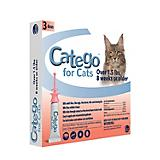 Catego Flea and Tick Cat Spot-On 3 Months