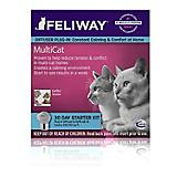 Feliway Diffuser Plug-In Starter Kit Multiple Cats