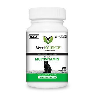 VetriScience NuCat MultiVitamin Chew Tablet