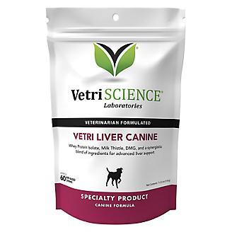 VetriScience Vetri Liver Canine Bite Sized Chew