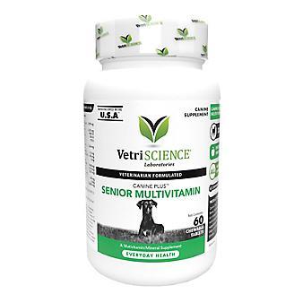 VetriScience Canine Plus Senior Dog Chew Tablet