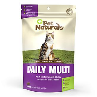Pet Naturals Daily Multi Chew for Cats