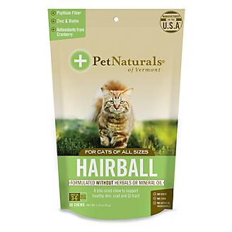 Pet Naturals Hairball Chews for Cats