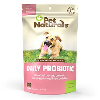 Pet Naturals Daily Probiotic Chews for Dogs