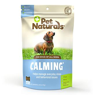 Pet Naturals Calming Chews for Dogs