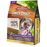 Missing Link Hip/Joint Dental Chews Large Dog