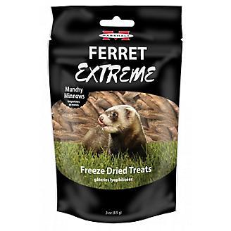 Marshall Freeze Dried Munchy Minnows Ferret Treat