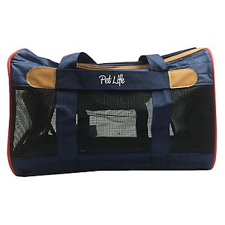 Pet Life Airline Approved Aero-Zoom Pet Carrier