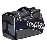 Touchdog Airline-App Modern-Glide Pet Carrier Red