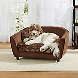 Enchanted Home Pet Astro Brown Sofa Dog Bed