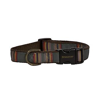 Pendleton Yakima Hiker Green Dog Collar
