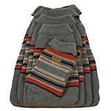 Pendleton Yakima Green Dog Coat