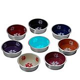 Indipets Super-Max Aluminum Pet Bowl
