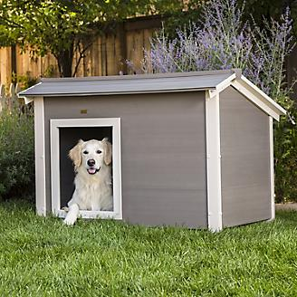New Age Pet ecoFLEX Thermocore Grey Dog House