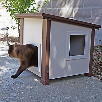 New Age Pet ecoFLEX Outdoor Cat House