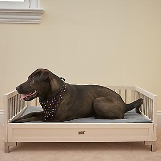 New Age Pet ecoFLEX Antique Raised Dog Bed