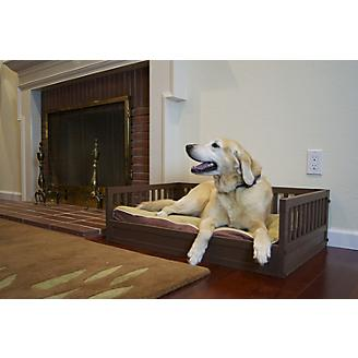 New Age Pet ecoFLEX Russet Dog Bed Large
