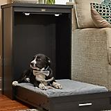 New Age Pet ecoFLEX Espresso Murphy Style Dog Bed