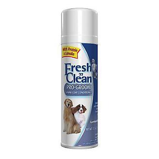 Fresh N Clean Pro Groom Coat Conditioner Aerosol