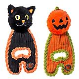 Charming Pet Halloween Cuddle Hug Dog Toy