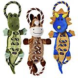 Charming Pet Ropes A Go Go Dog Toy