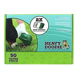 Heavy Doodie Ultra-Thick Dog Waste Bags
