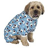 Petrageous Snowman Dog Pajamas