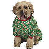 Petrageous Oh Snap Gingerbread Dog Pajamas