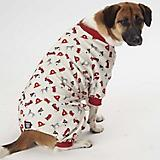 Petrageous Firetruck Dog Pajamas