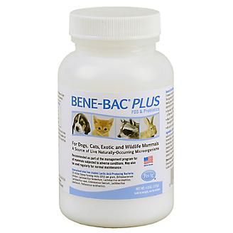 PetAg Bene-Bac Plus Powder Pet Supplement 4.5oz