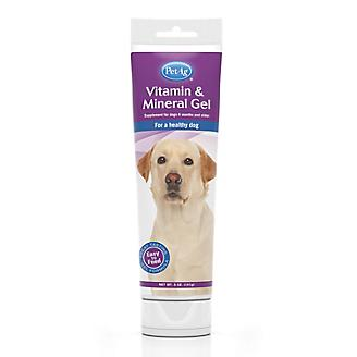 PetAg Vitamin and Mineral Dog Gel Supplement 5oz
