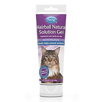 PetAg Hairball Solution Cat Gel Supplement 3.5oz