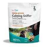 TevraPet Triple Action Calming Sniffer Dog Chews