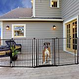 Carlson Pet Outdoor Super Pet Gate