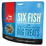 ORIJEN Freeze Dried 6 Fish Dog Treat