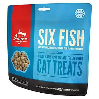 ORIJEN Freeze Dried 6 Fish Cat Treat