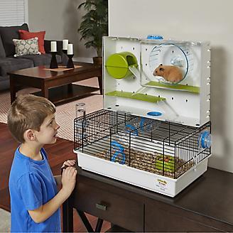 Critterville Arcade Hamster Home