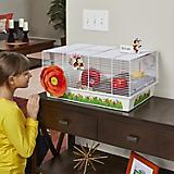 Critterville Ladybug Hamster Home